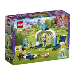 Lego Friends 41330 - l'Allenamento di Calcio di Stephanie
