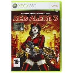 Command & Conquer: Red Alert 3, Xbox 360